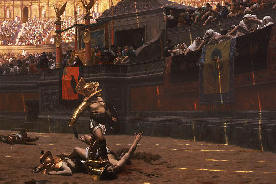 roman gladiators games online